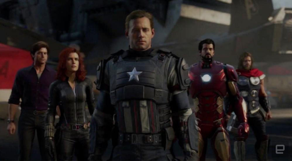 Marvel's Avengers: Ανακοινώθηκε επίσημα, έρχεται στις 15 Μαΐου