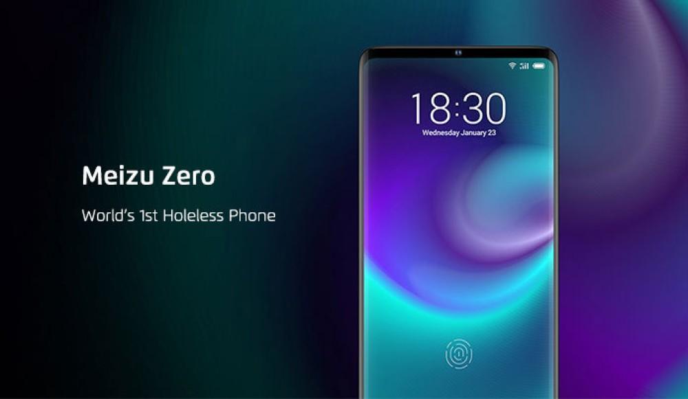 Meizu Zero: Στο Indiegogo το smartphone χωρίς οπές, κουμπιά και υποδοχές