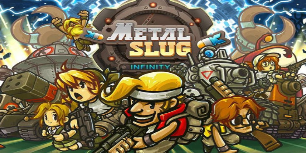 Metal Slug Infinity: Άνοιξαν οι προεγγραφές για συσκευές Android