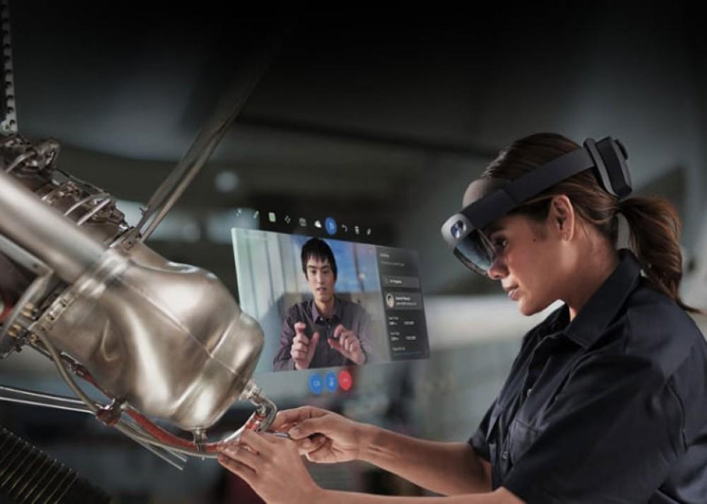 Microsoft Hololens 2: Παρουσιάστηκε η δεύτερη γενιά του mixed reality headset