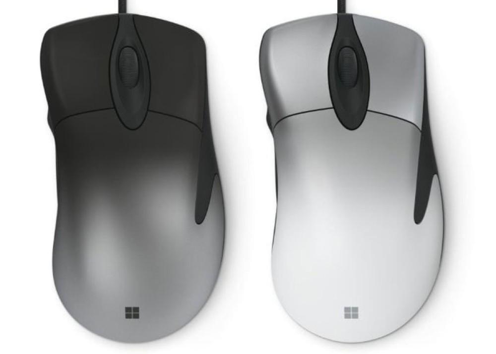 Microsoft Pro IntelliMouse: Το θρυλικό mouse επιστρέφει ως μοντέρνο mouse για gamers