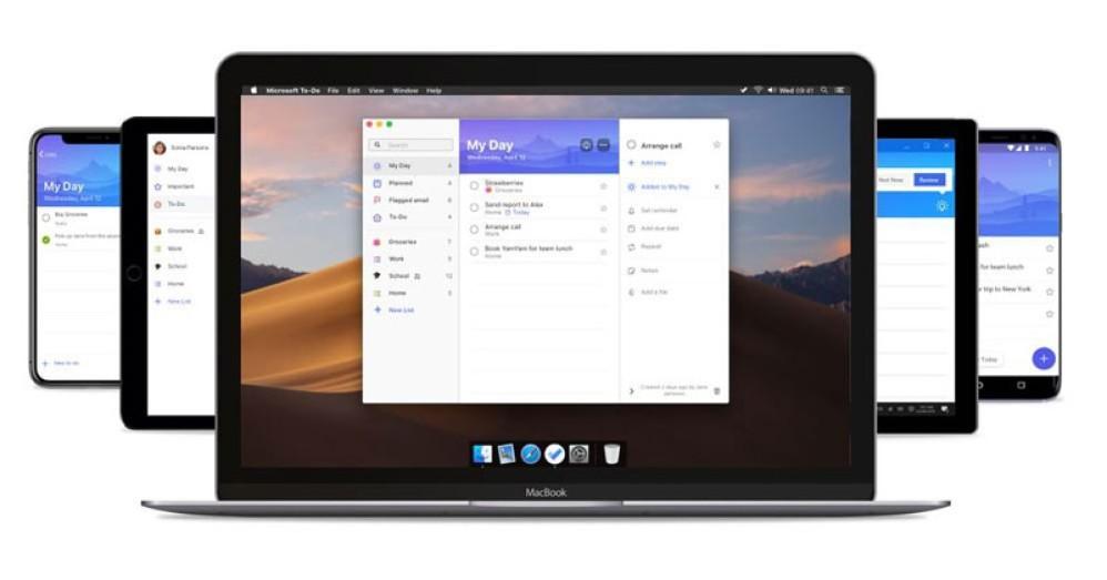 To-Do: Η εφαρμογή οργάνωσης της Microsoft διαθέσιμη και για Mac