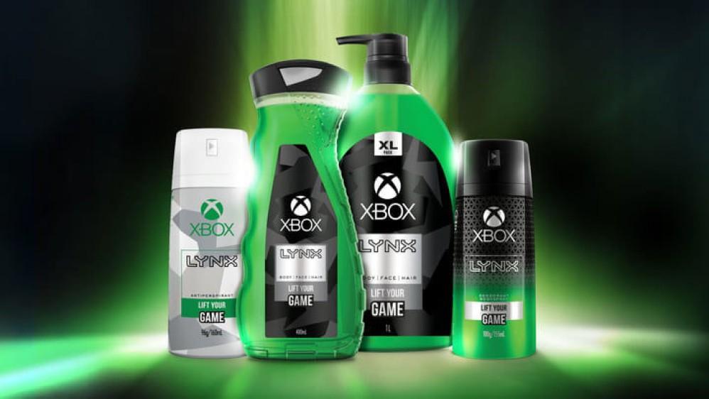 Σαμπουάν και αποσμητικό Xbox από τη Lynx (Axe)!