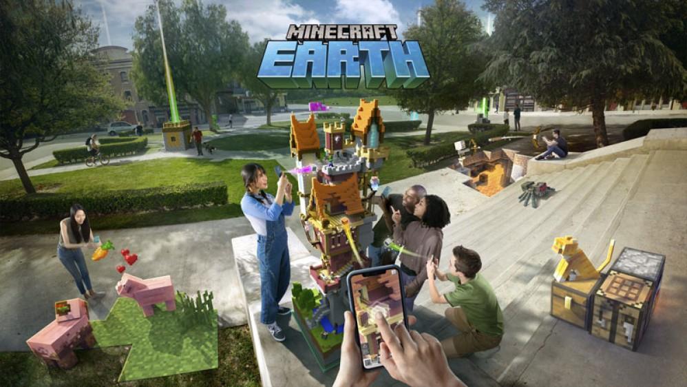 Minecraft Earth: Άνοιξαν οι προεγγραφές για συσκευές Android και η beta έκδοση