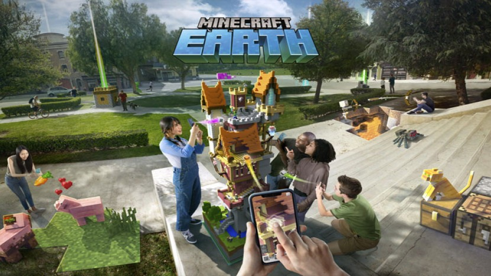Minecraft Earth: Αυτό είναι το πιο φιλόδοξο AR game από τη Microsoft