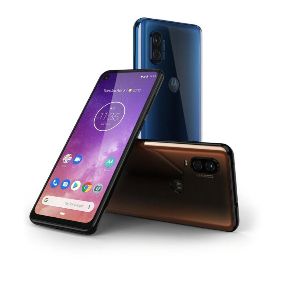 Motorola One Vision: Επίσημα με οθόνη 21:9, κάμερα 48MP και τιμή €299