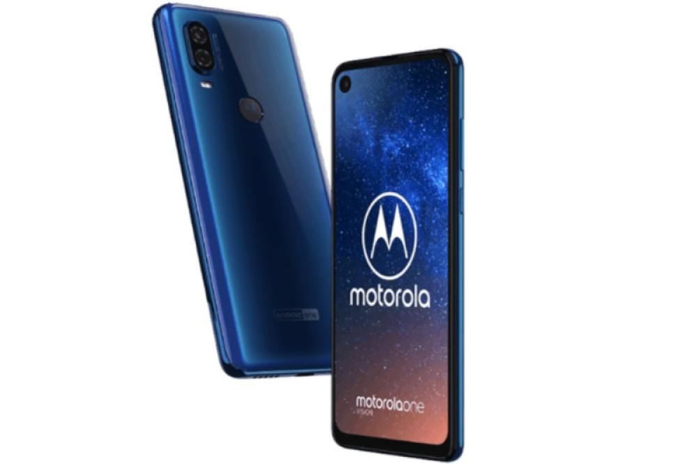 Motorola One Vision: Πλήρης διαρροή για το νέο mid-range smartphone με οθόνη 21:9