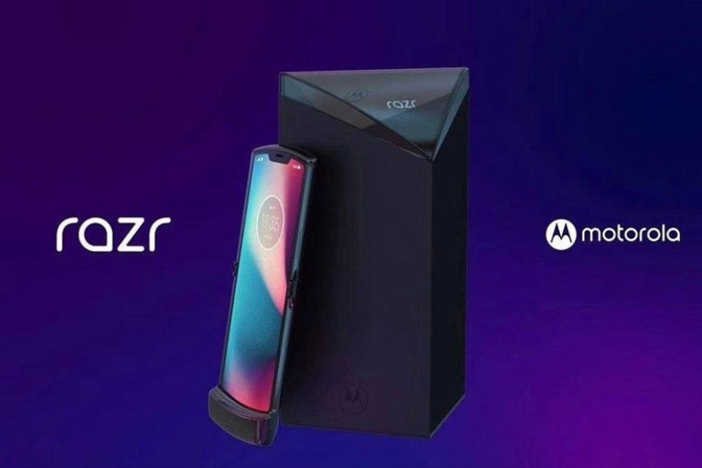 Motorola RAZR: Οι πρώτες εικόνες του αναδιπλούμενου smartphone της Lenovo