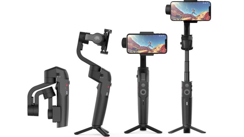 Moza Mini-S: Ένα gimbal ιδανικό για smartphones σε πολύ καλή τιμή