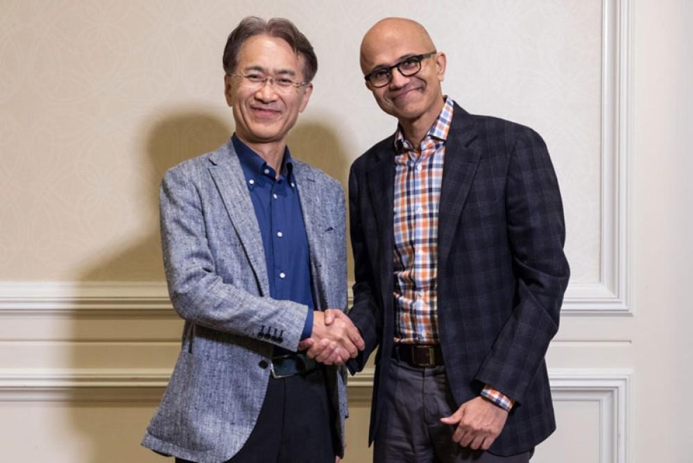 Συμφωνία σταθμός μεταξύ Sony και Microsoft! Η απάντηση στο Google Stadia;