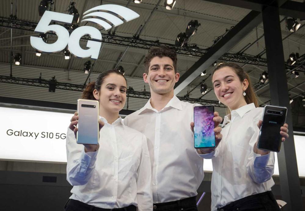 Η Samsung παρουσιάζει ολοκληρωμένες 5G λύσεις στο MWC 2019