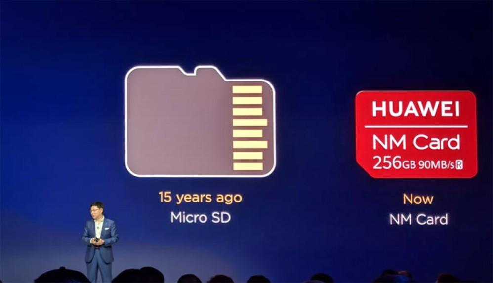 Έξω και από την SD Association η Huawei, τέλος οι κάρτες και υποδοχές microSD