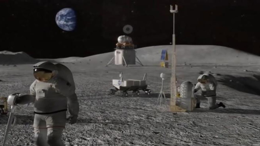 NASA: Θα χρειαστεί $20-30 δισ. για μια επανδρωμένη αποστολή στη Σελήνη το 2024