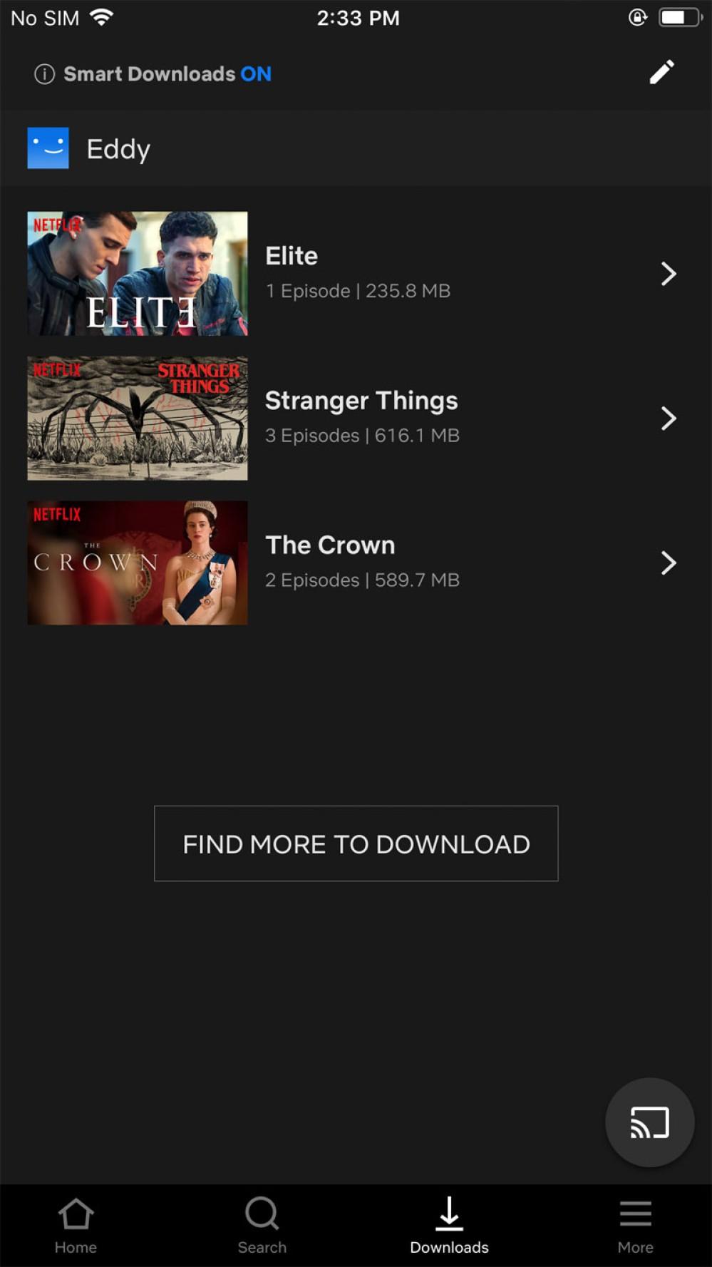 Η λειτουργία των Έξυπνων Λήψεων (Smart Downloads) τώρα διαθέσιμη και για χρήστες iOS!