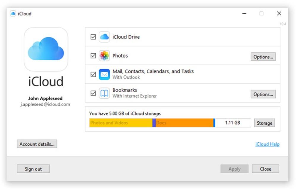 Apple και Microsoft συνεργάζονται για τη νέα εφαρμογή iCloud στα Windows PCs