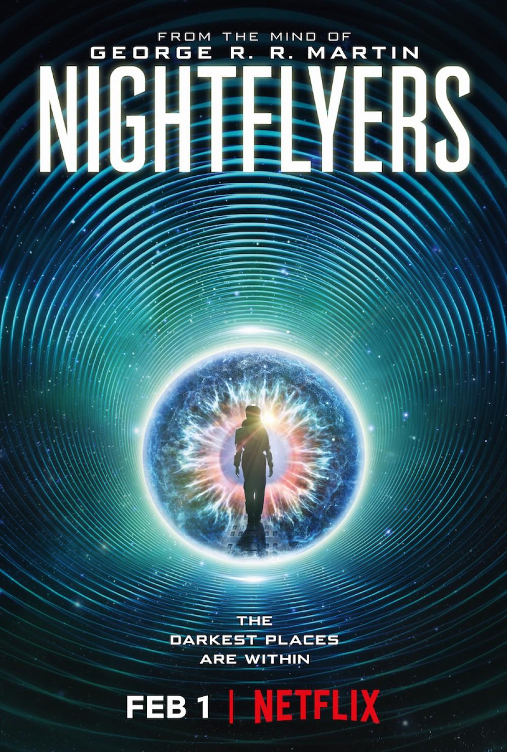 Nightflyers: Νέα σειρά με την υπογραφή του Τζορτζ P.Ρ. Μάρτιν