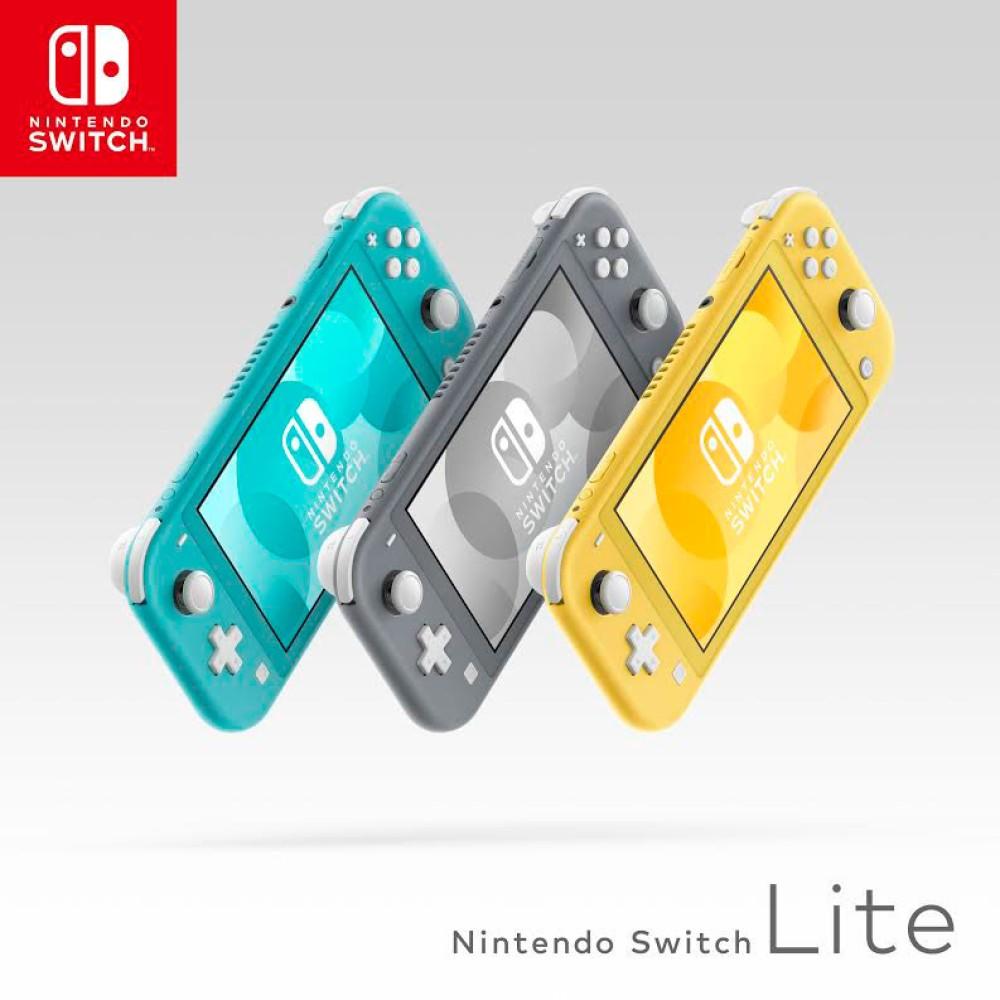 Nintendo Switch Lite: Επίσημα η αποκλειστικά φορητή έκδοση της παιχνιδοκονσόλας [Video]