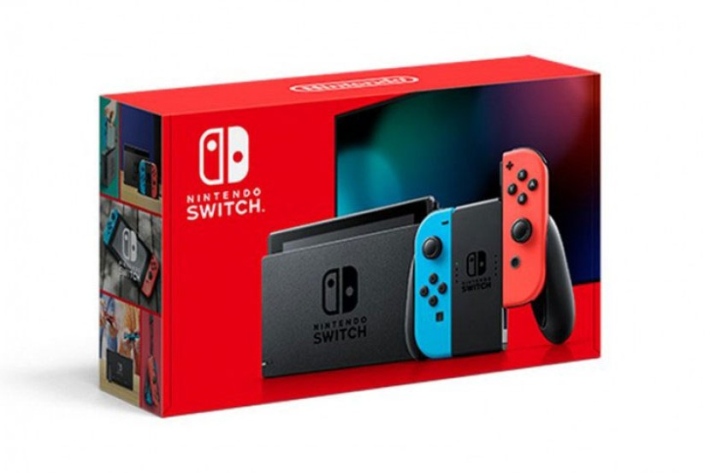 Nintendo Switch: Νέα έκδοση με μεγαλύτερη αυτονομία
