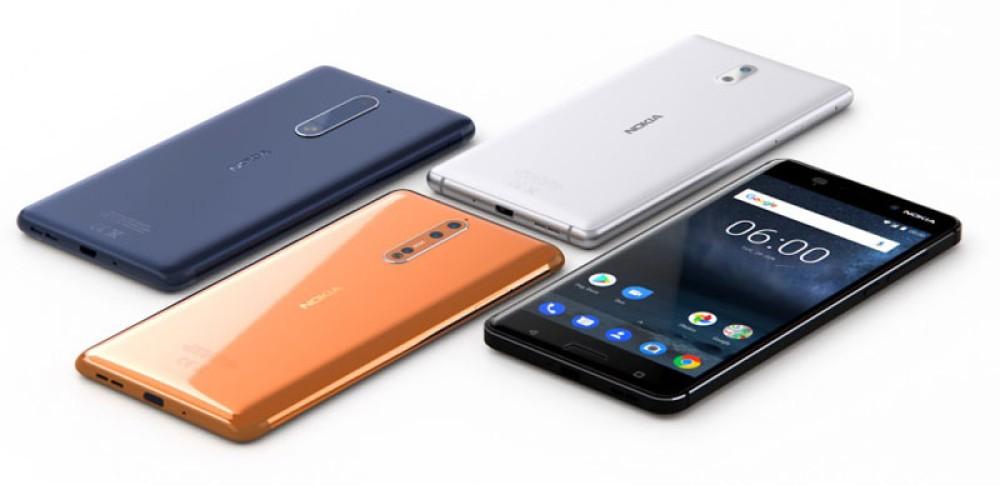 Nokia 8: Ξεκινά σήμερα η αναβάθμιση στο Android 9.0 Pie