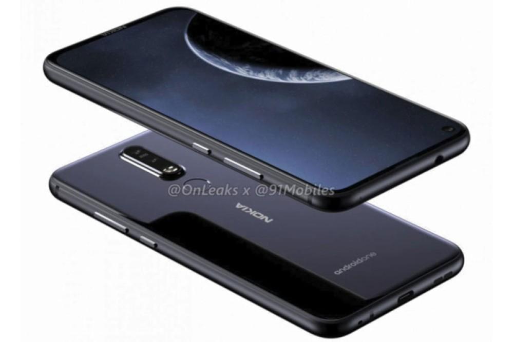 Nokia 8.1 Plus: Έρχεται στις 2 Απριλίου ως το πρώτο της εταιρείας με οπή στην οθόνη