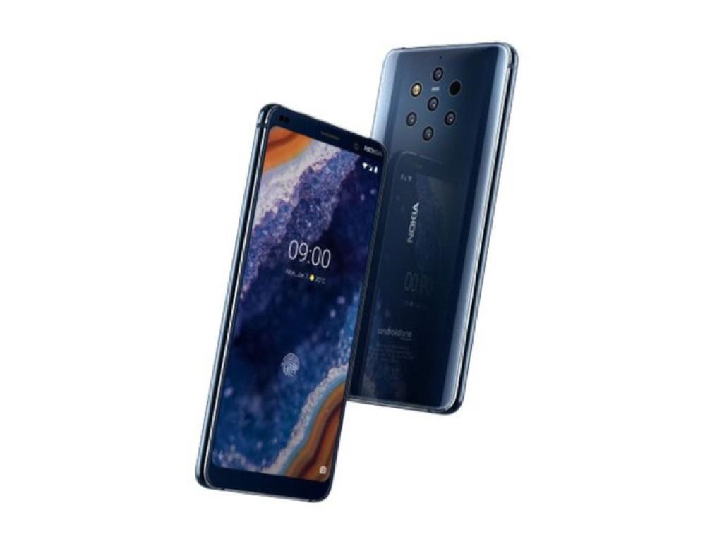 Nokia 9 PureView: Επίσημα το πρώτο smartphone στον κόσμο με πενταπλή κάμερα