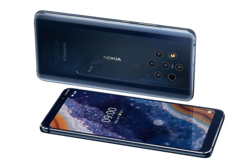 Nokia 9 PureView: Διαθέσιμο από σήμερα το πρώτο smartphone στον κόσμο με 5 κάμερες