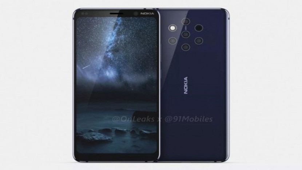 Nokia 9 PureView: Επίσημη παρουσίαση στα τέλη Ιανουαρίου;