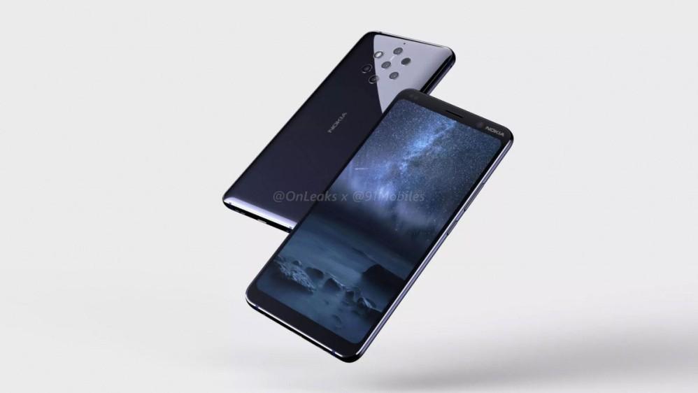 Nokia 9 PureView: Παρουσίαση πριν το MWC 2019, έκδοση με Snapdragon 855 στα σκαριά