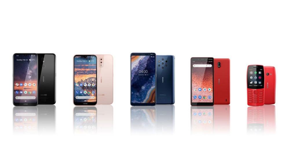 Nokia 4.2, Nokia 3.2, Nokia 1 Plus και Nokia 210, επίσημα οι νέες value-for-money συσκευές της HMD Global