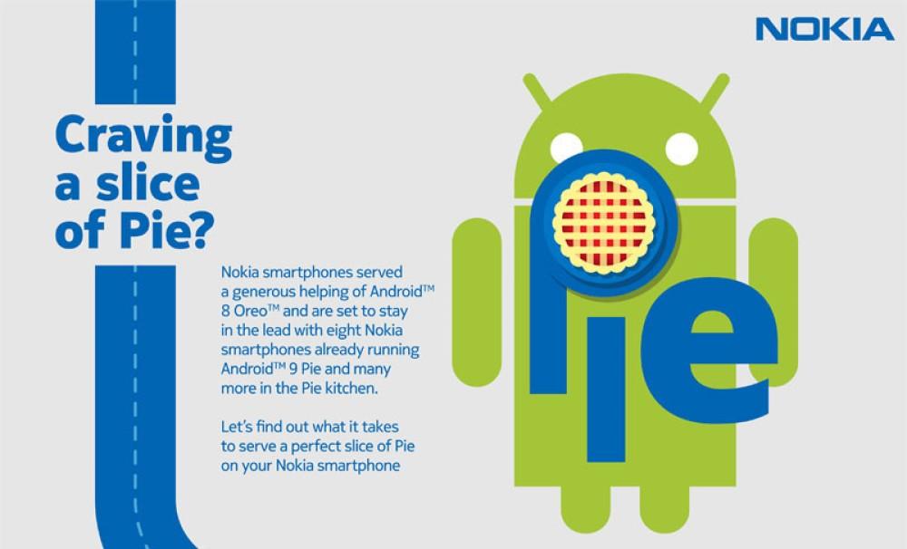 Έτσι κατάφερε η HMD Global να αναβαθμίσει γρήγορα τα Nokia smartphones στο Android 9.0 Pie