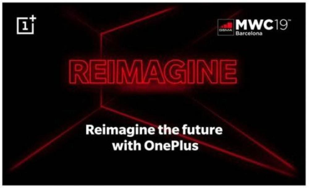 Η OnePlus μοιράζει προσκλήσεις για event στο MWC 2019