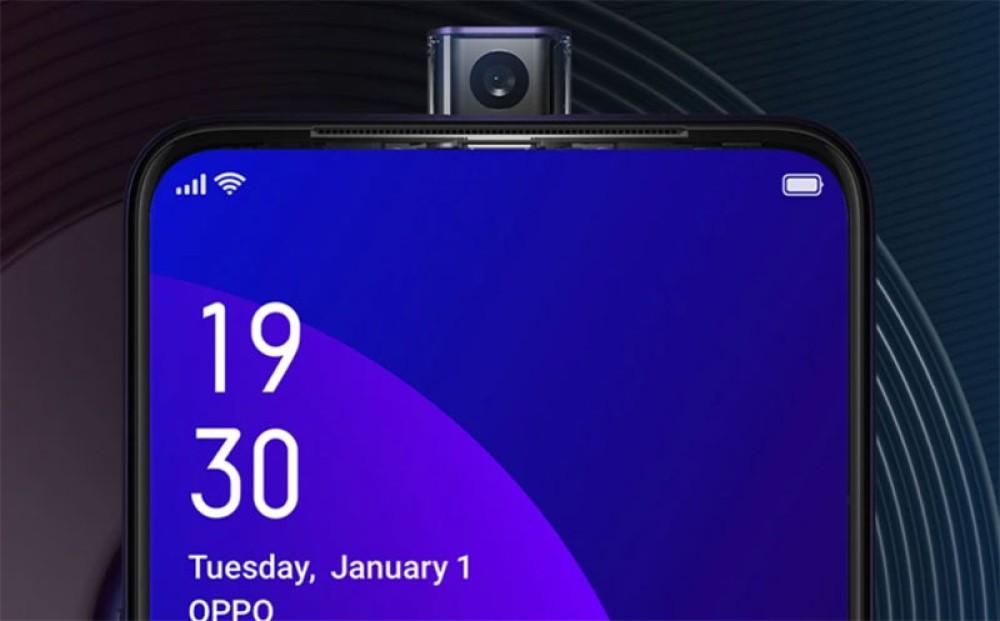 Oppo F11 Pro: Όλα τα specs για το all-screen smartphone με την pop-up εμπρόσθια κάμερα