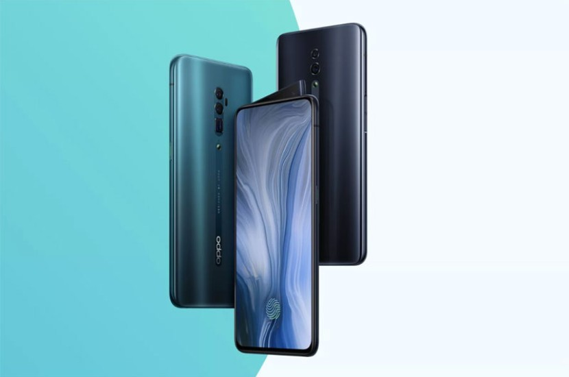 Oppo Reno: Επίσημα με οθόνη 6.6'' OLED, Snapdragon 855 και 10x lossless zoom