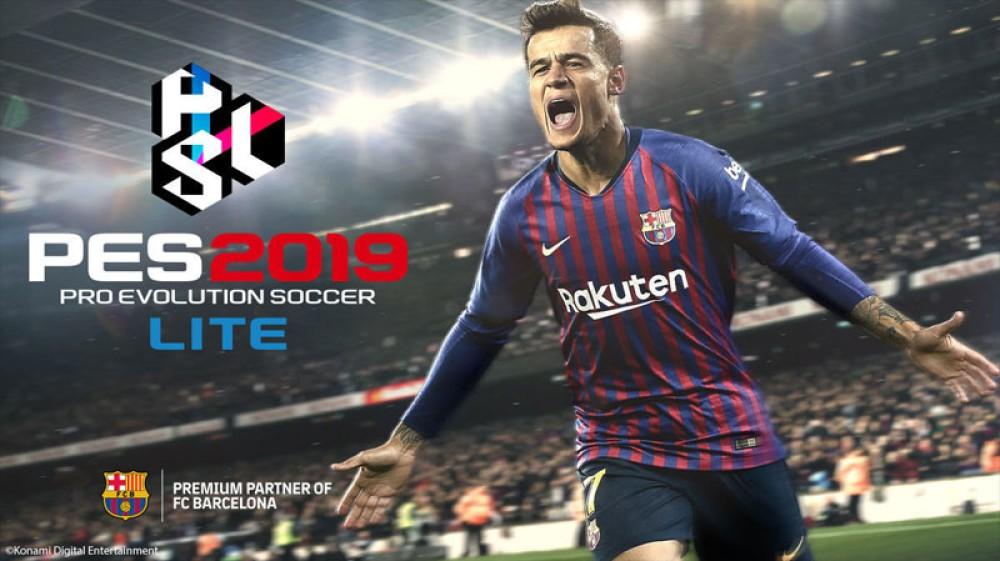 PES 2019 Lite: Διαθέσιμη η δωρεάν έκδοση για Xbox One, PS4 και PC