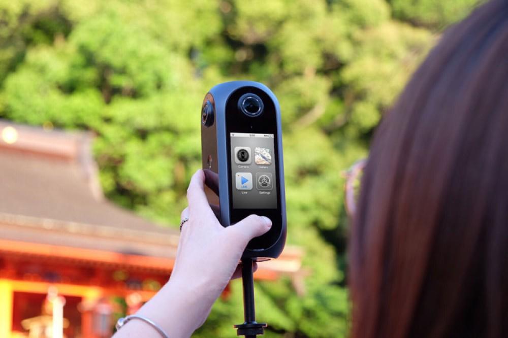Pilot Era: Μια πανίσχυρη 8K 360º VR κάμερα για τη νέα εποχή περιεχομένου