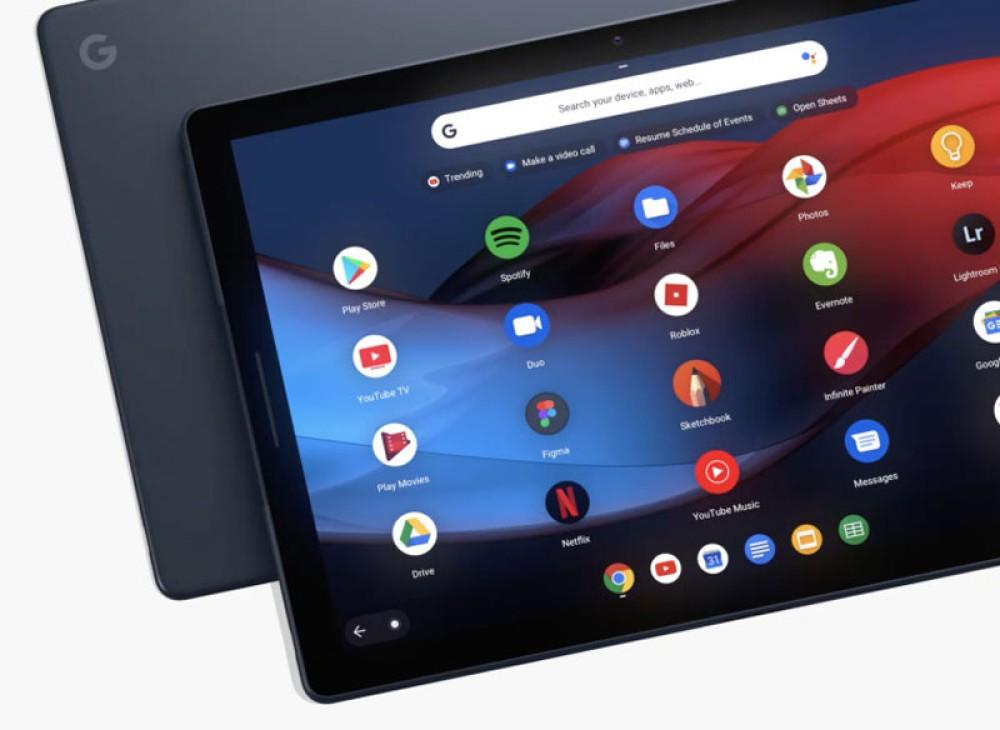 Η Google σταματά την κατασκευή tablets, επικεντρώνεται στα laptops