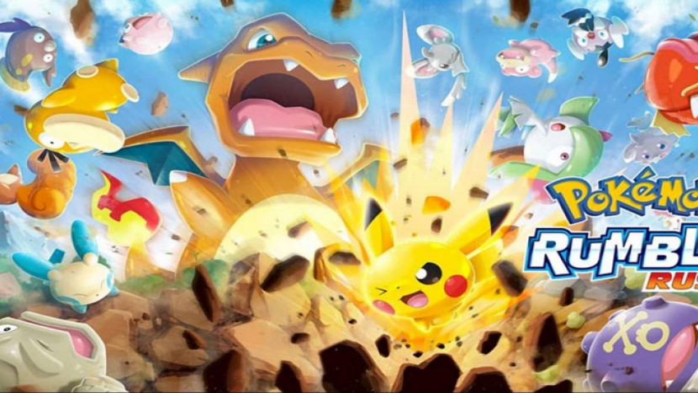 Pokemon Rumble Rush: Αυτό είναι το νέο mobile game της Nintendo!