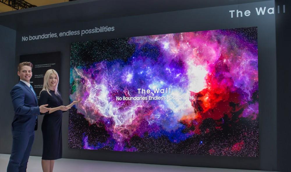 Samsung: Αυτό είναι το μέλλον των οθονών με Micro LED τεχνολογία!