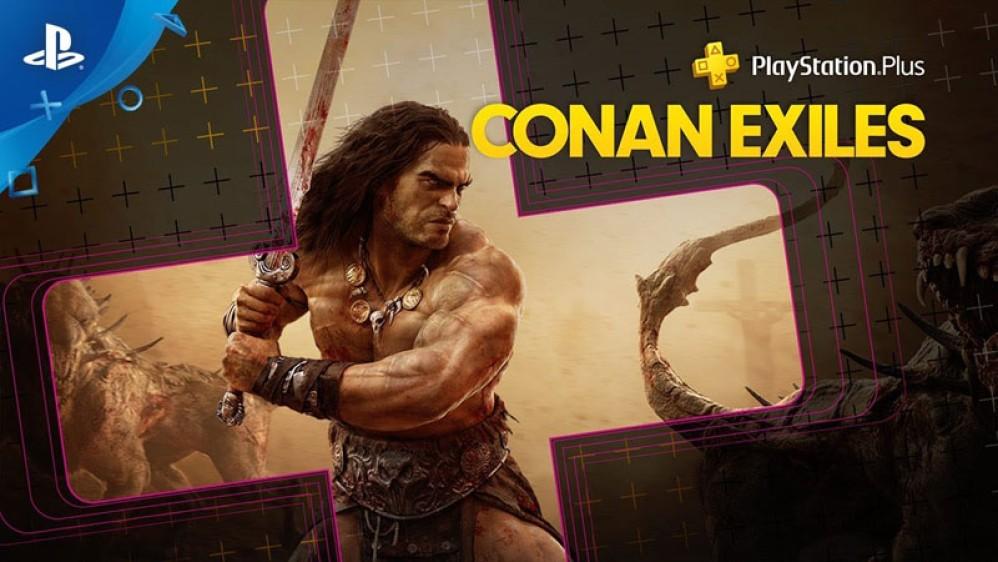 PS Plus: Τα Conan Exiles και The Surge είναι τα δωρεάν games για τον Απρίλιο