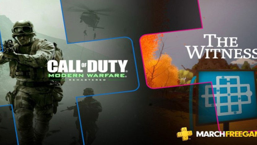 PS Plus: Αυτά είναι τα δωρεάν παιχνίδια για το Μάρτιο 2019