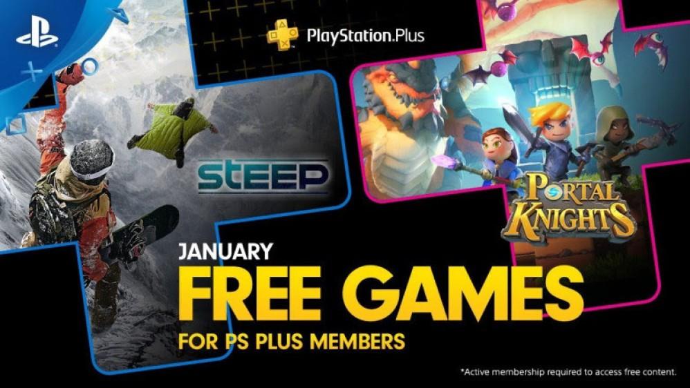 PS Plus: Αυτά είναι τα δωρεάν παιχνίδια για τον Ιανουάριο 2019