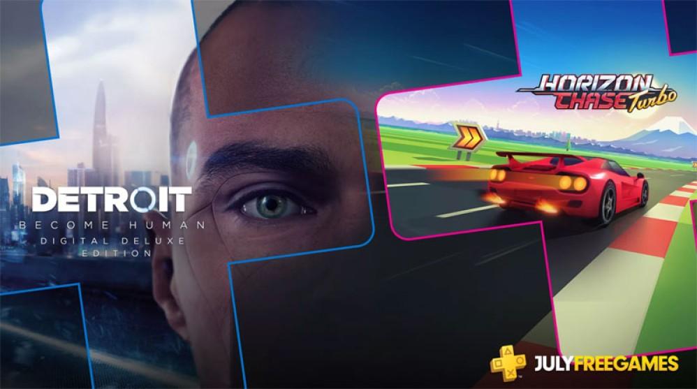 Το Detroit: Become Human παίρνει τη θέση του PES 2019 στα δωρεάν games του PS Plus για τον Ιούλιο