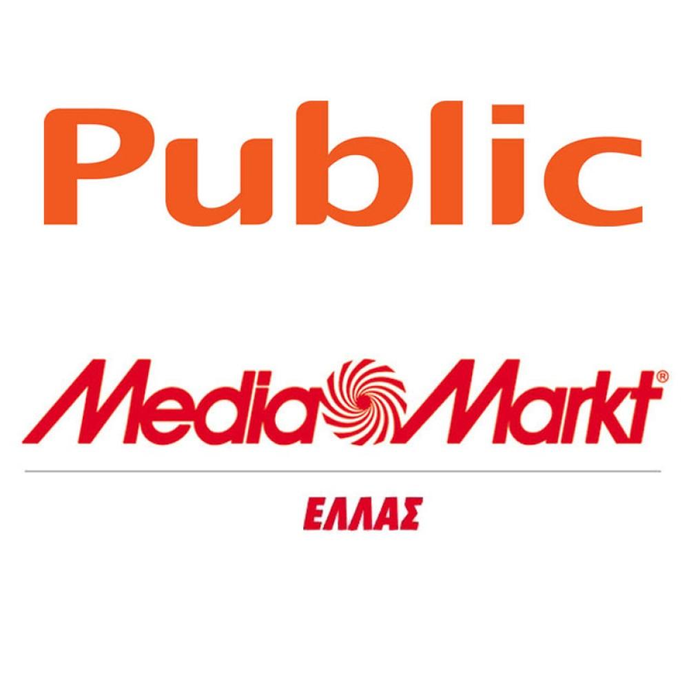 Συμφωνία ορόσημο μεταξύ Public και Media Markt!