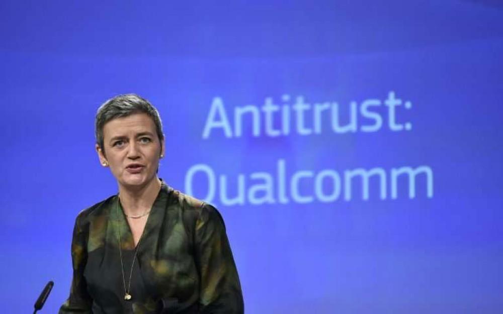 Qualcomm: Πρόστιμο €242 εκατ. από την ΕΕ για ανάρμοστες πρακτικές πώλησης