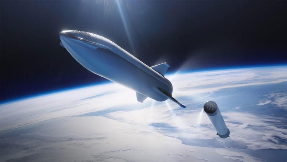 SpaceX: Επιτυχημένη δοκιμή του πανίσχυρου προωθητικού κινητήρα Raptor