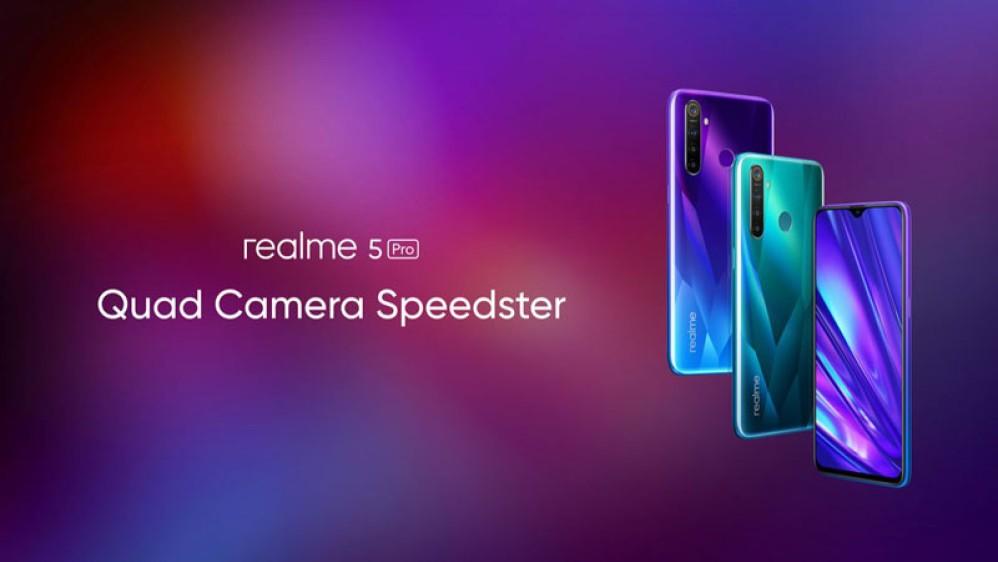 Realme 5 / 5 Pro: Φέρνουν τετραπλή κάμερα και μεγάλη αυτονομία από €125