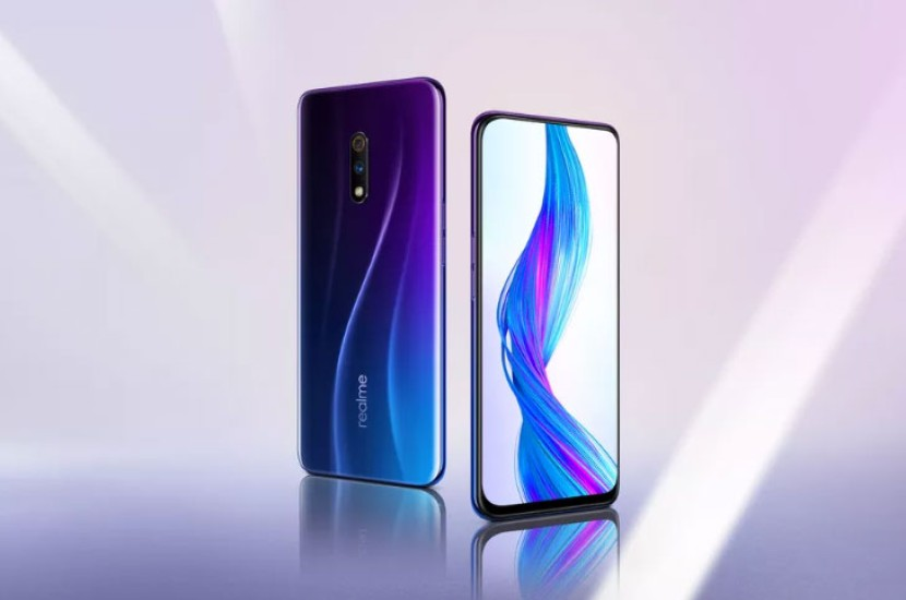 Realme X: Επίσημα με all-screen οθόνη AMOLED, pop-up κάμερα και τιμή €195