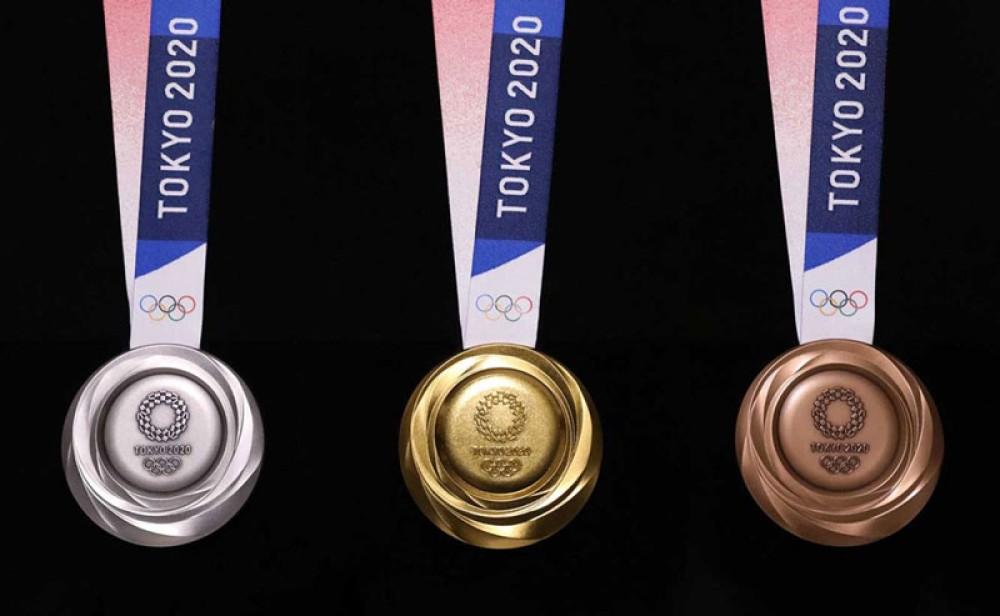 Τα πρώτα μετάλλια Ολυμπιακών Αγώνων κατασκευασμένα από ανακυκλωμένες ηλεκτρονικές συσκευές!