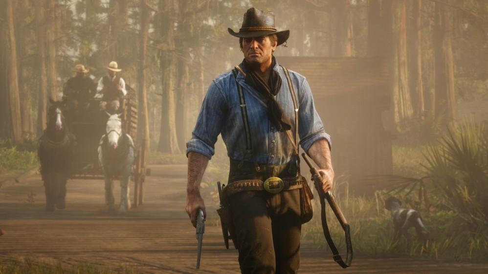 Red Dead Redemption 2: Στην κορυφή των charts στο PS Store για το Νοεμβριο