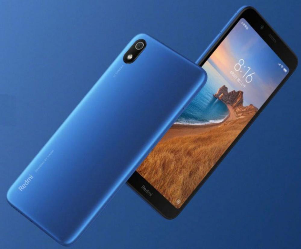 Redmi 7A: Το νέο entry-level smartphone με μπαταρία 4000mAh και Android 9 Pie